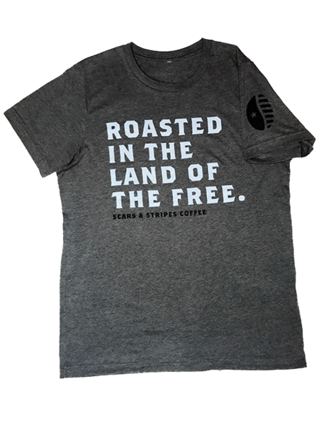 Roasted in the Land of the Free Shirt